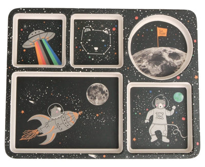 Space Adventures Plate Set - Love Mae - Hugs For Kids