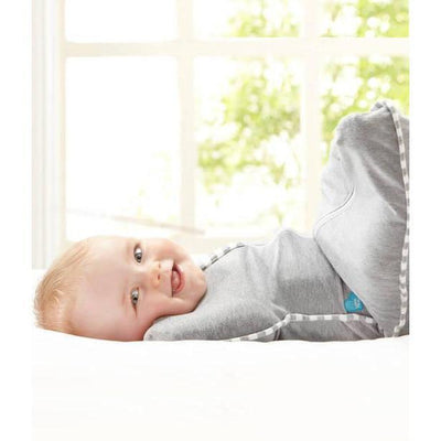Love to Swaddle - Blue - Love to Dream - Hugs For Kids