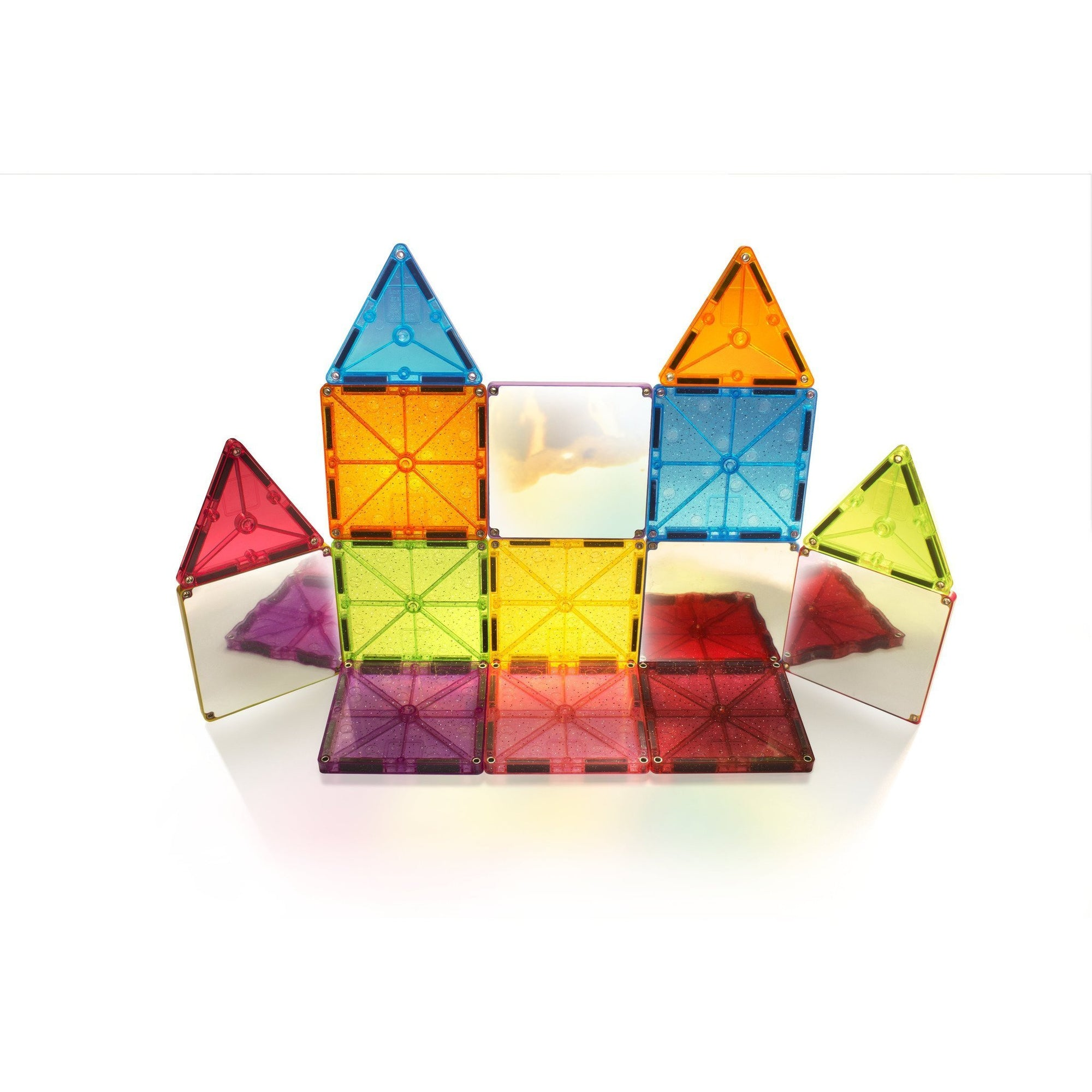 15 Piece Stardust Magna-Tiles - MagnaTiles - Hugs For Kids