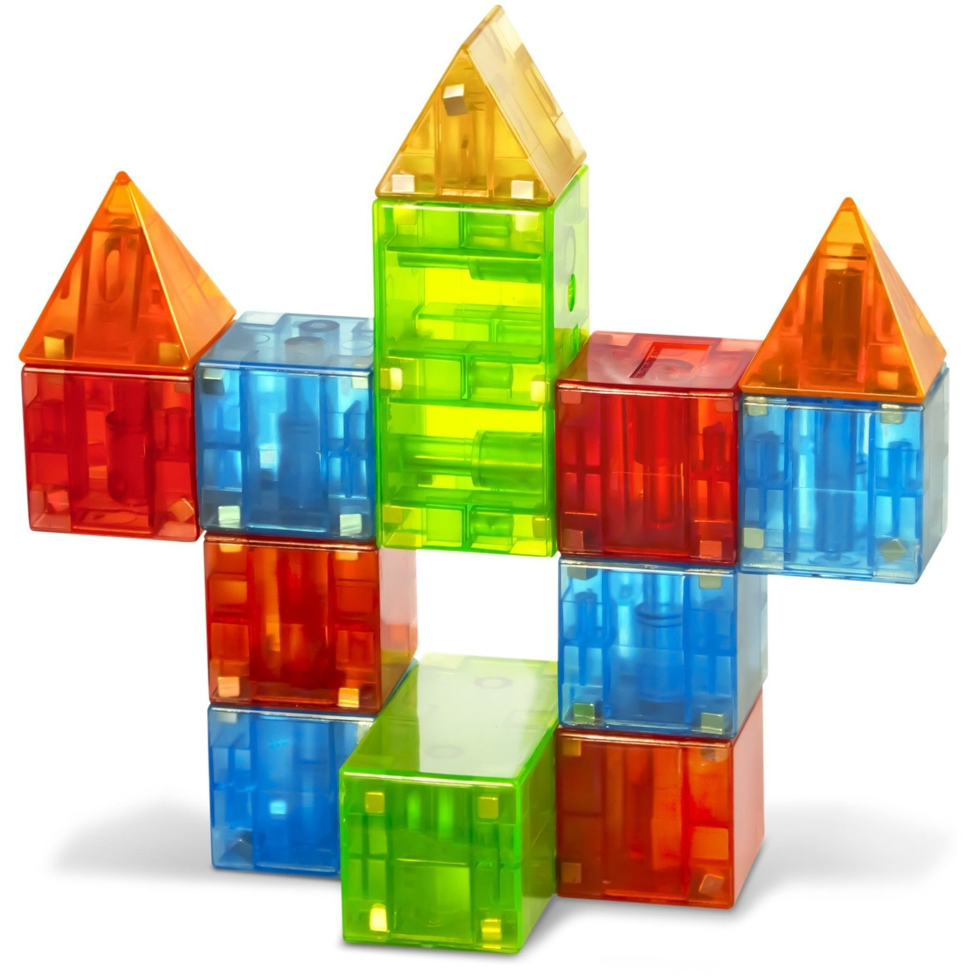 19 Piece Qubix Magna-Tiles - MagnaTiles - Hugs For Kids