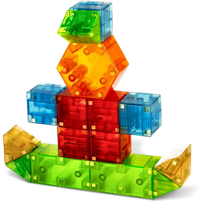 29 Piece Qubix Magna-Tiles - MagnaTiles - Hugs For Kids