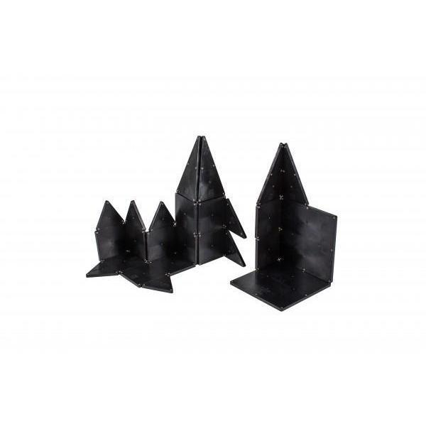 32 Piece Black Magna-Tiles - MagnaTiles - Hugs For Kids