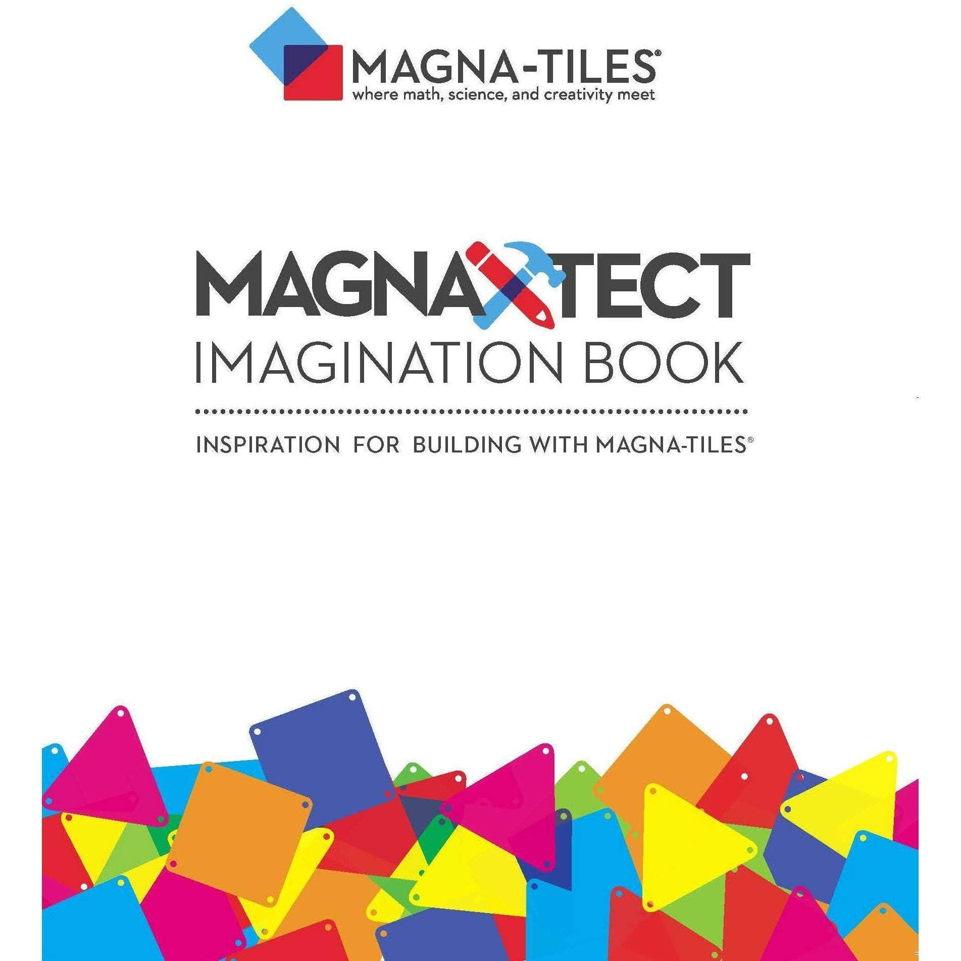 Imagination Book - MagnaTiles - Hugs For Kids