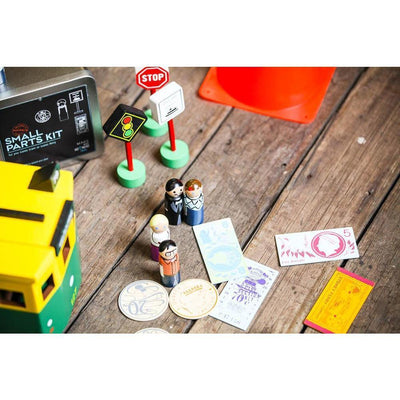 Iconic Wooden Small Parts Kit - Make Me Iconic - Hugs For Kids