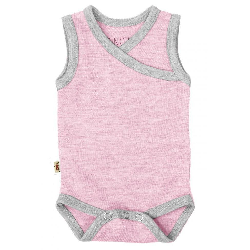 Cocooi Singlet Bodysuit - Merino Kids - Hugs For Kids