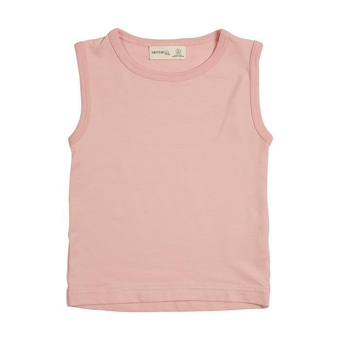 Pink Singlet - Miann and Co. - Hugs For Kids
