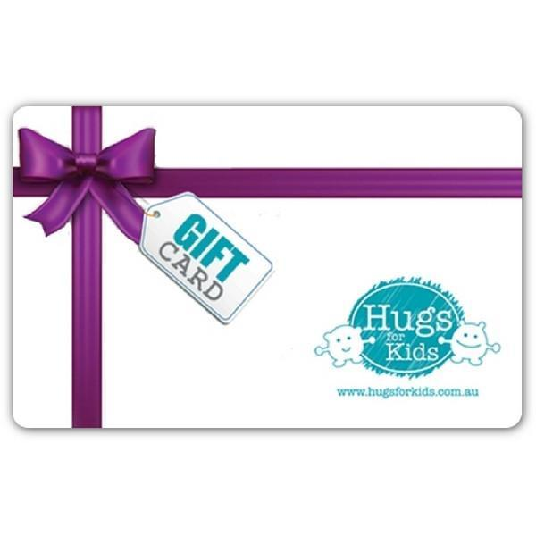 Gift Certificate - Misc. - Hugs For Kids