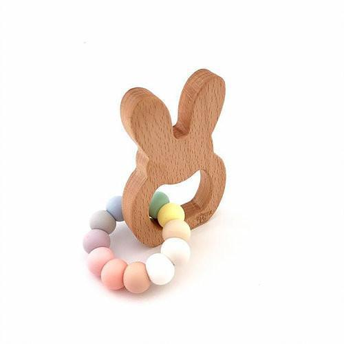 HOP Teether - Nature Bubz - Hugs For Kids