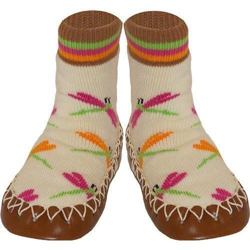 Swedish Moccasins - Dragonflies - Nowali - Hugs For Kids