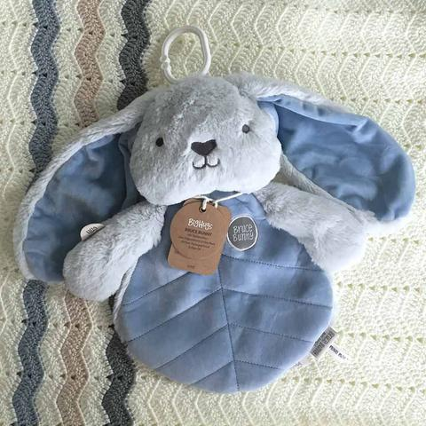 Bruce Bunny Comforter - OB Designs - Hugs For Kids
