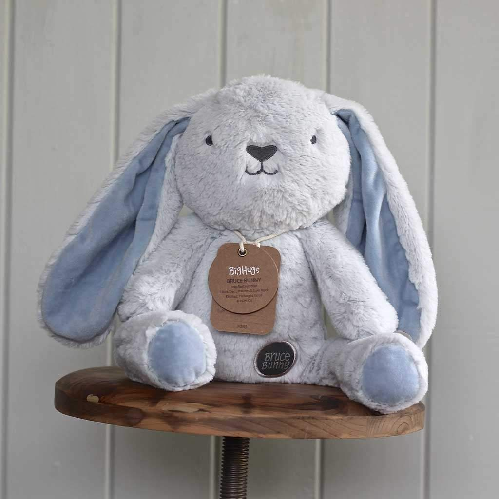 Discontinued Bruce Bunny Huggie - OB Designs - Hugs For Kids