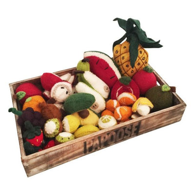 Crated Fruit Tray - Papoose - Hugs For Kids