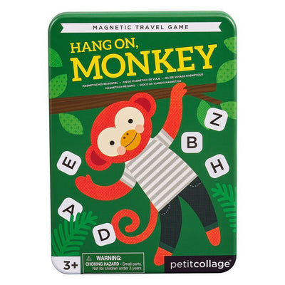 Hang On Monkey Game - Petit Collage - Hugs For Kids