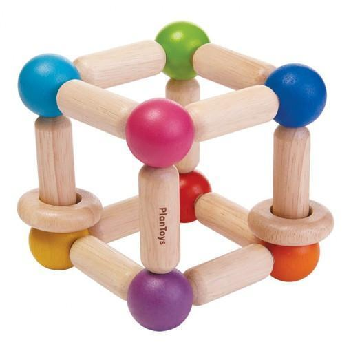 Square - Plan Toys - Hugs For Kids