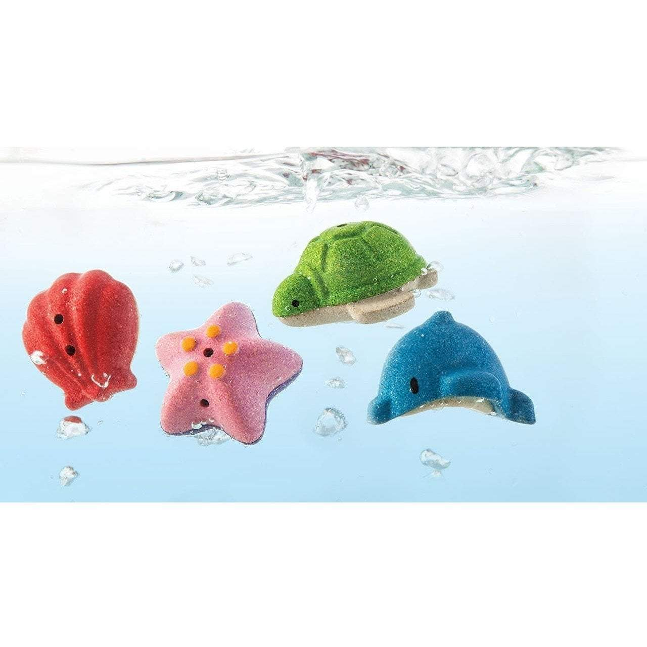 Plan Toys To Play Sealife Play Set kids-children-mums-parenting-toyshop-fun kids-children-mums-parenting-toyshop-fun
