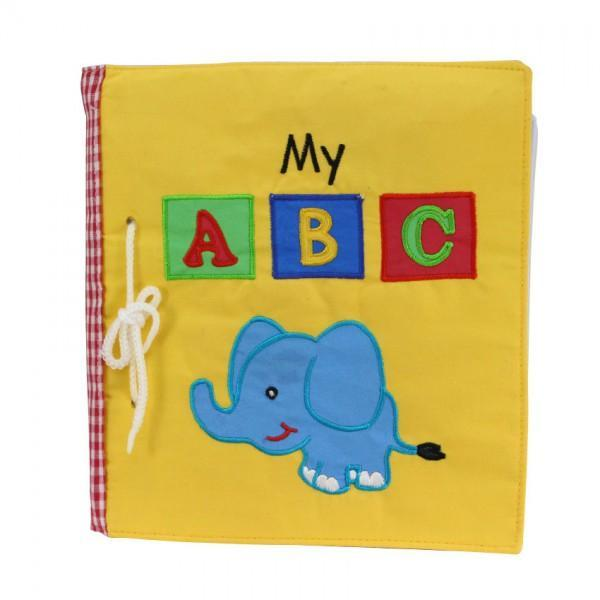 My ABC Book - Quiet Books - Hugs For Kids