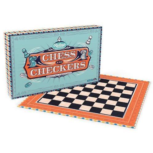 Chess & Checkers Set - Ridleys - Hugs For Kids