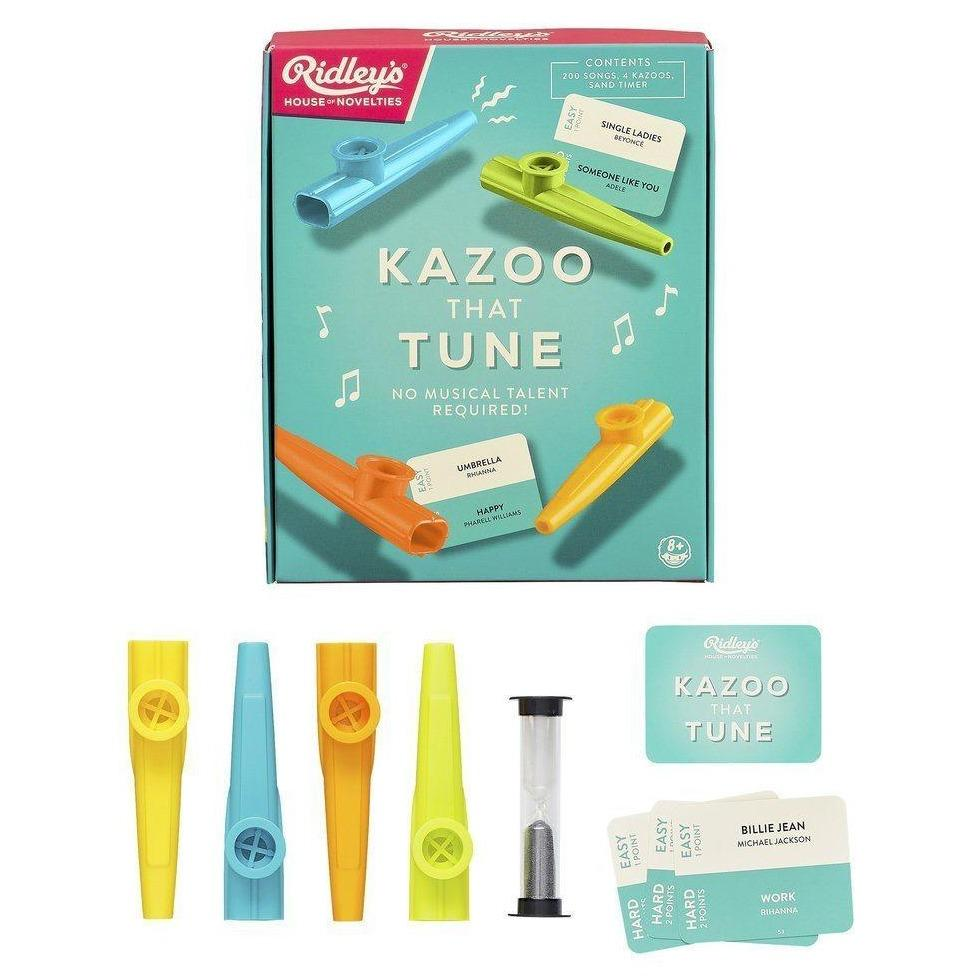 Kazoo That Tune Game - Ridleys - Hugs For Kids