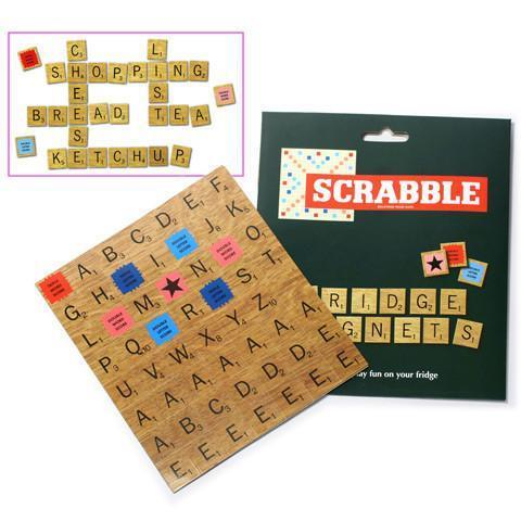 Scrabble Magnetic Fridge Tiles - Ridleys - Hugs For Kids