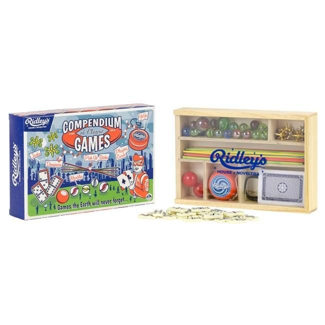 Ridleys To Play Compendium of Classic Games kids-children-mums-parenting-toyshop-fun kids-children-mums-parenting-toyshop-fun