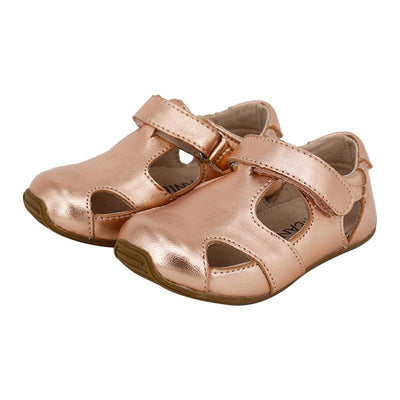 Leather Sunday Sandals - Skeanie - Hugs For Kids