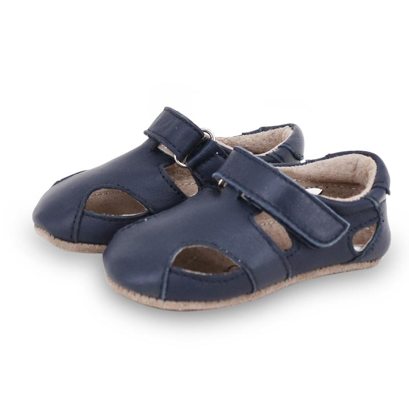 Pre-walker Leather Sunday Sandals