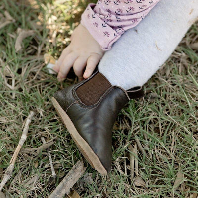 Pre-walker Riding Boot - Skeanie - Hugs For Kids