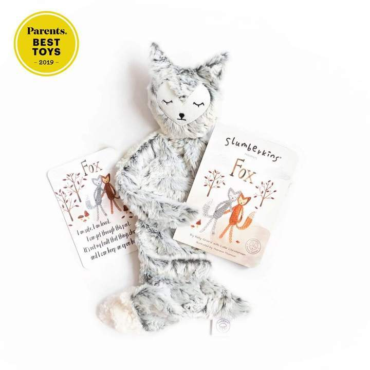 Family Change Fox Snuggler Bundle - Slumberkins - Hugs For Kids
