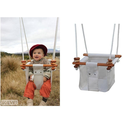Baby Toddler Swing - Solvej - Hugs For Kids