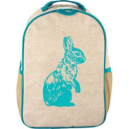 Aqua Bunny Toddler Backpack - SoYoung - Hugs For Kids