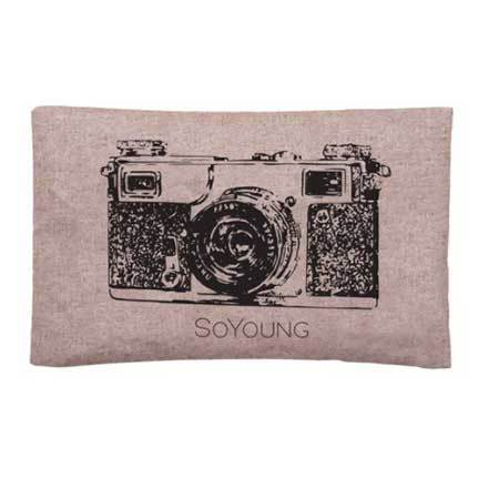 Black Camera Ice Pack
