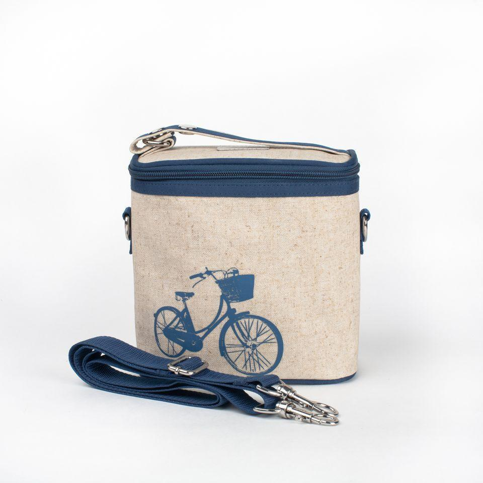 Blue Bicycle Large Cooler Bag - SoYoung - Hugs For Kids