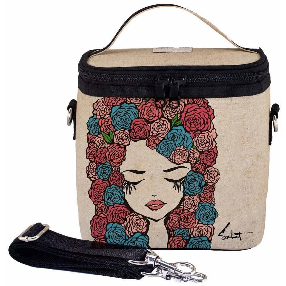 Pixopop Roses Large Cooler Bag - SoYoung - Hugs For Kids