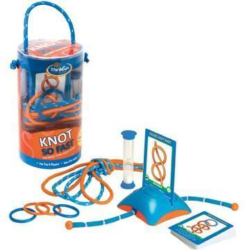 Think Fun To Play Knot So fast Game kids-children-mums-parenting-toyshop-fun kids-children-mums-parenting-toyshop-fun