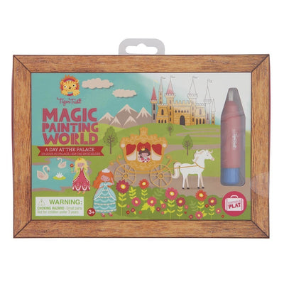 Magic Painting World - Palace - Tiger Tribe - Hugs For Kids