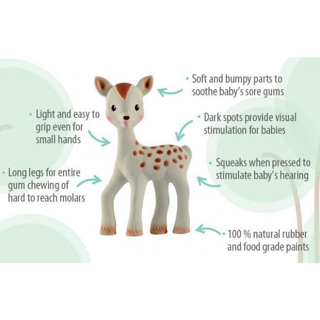 Fanfan the Fawn - Vulli - Hugs For Kids