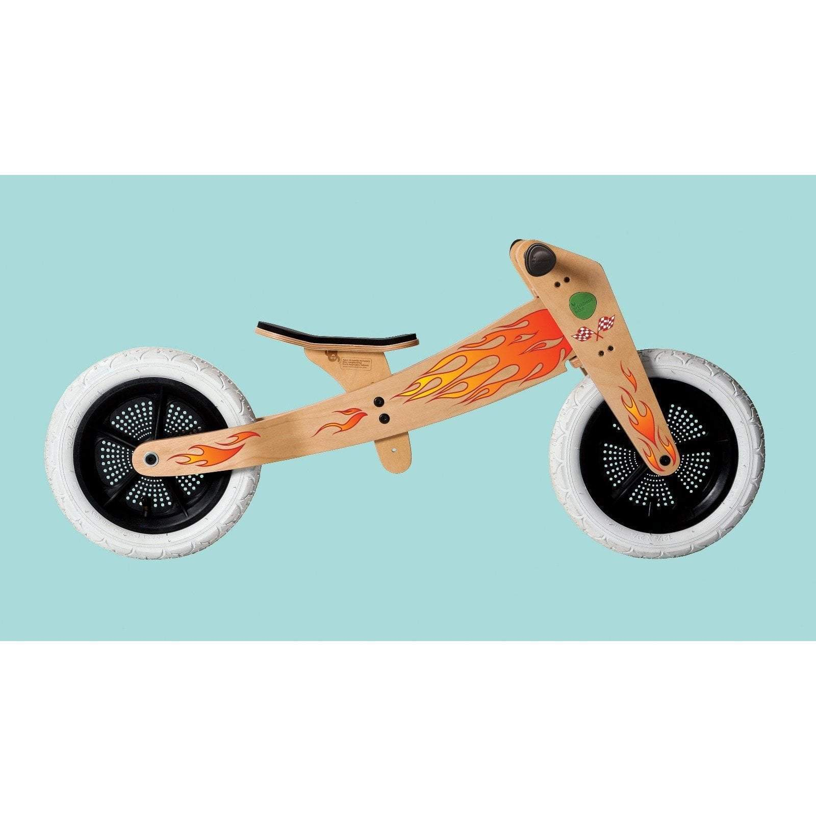 Balance Bike Stickers - Wishbone Design - Hugs For Kids