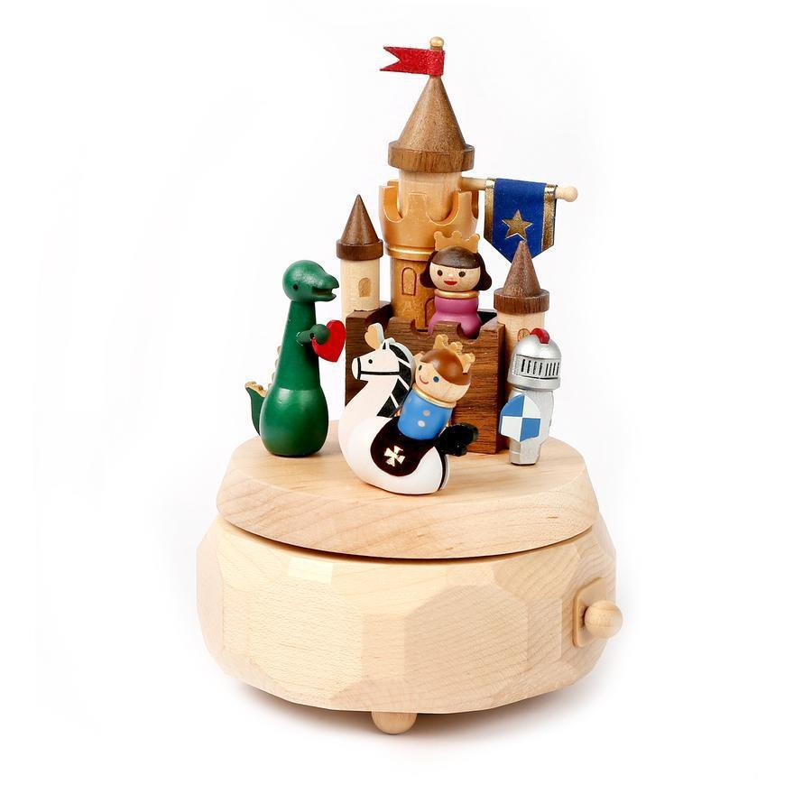 Adventure Castle Music Box - Wooderful Life - Hugs For Kids