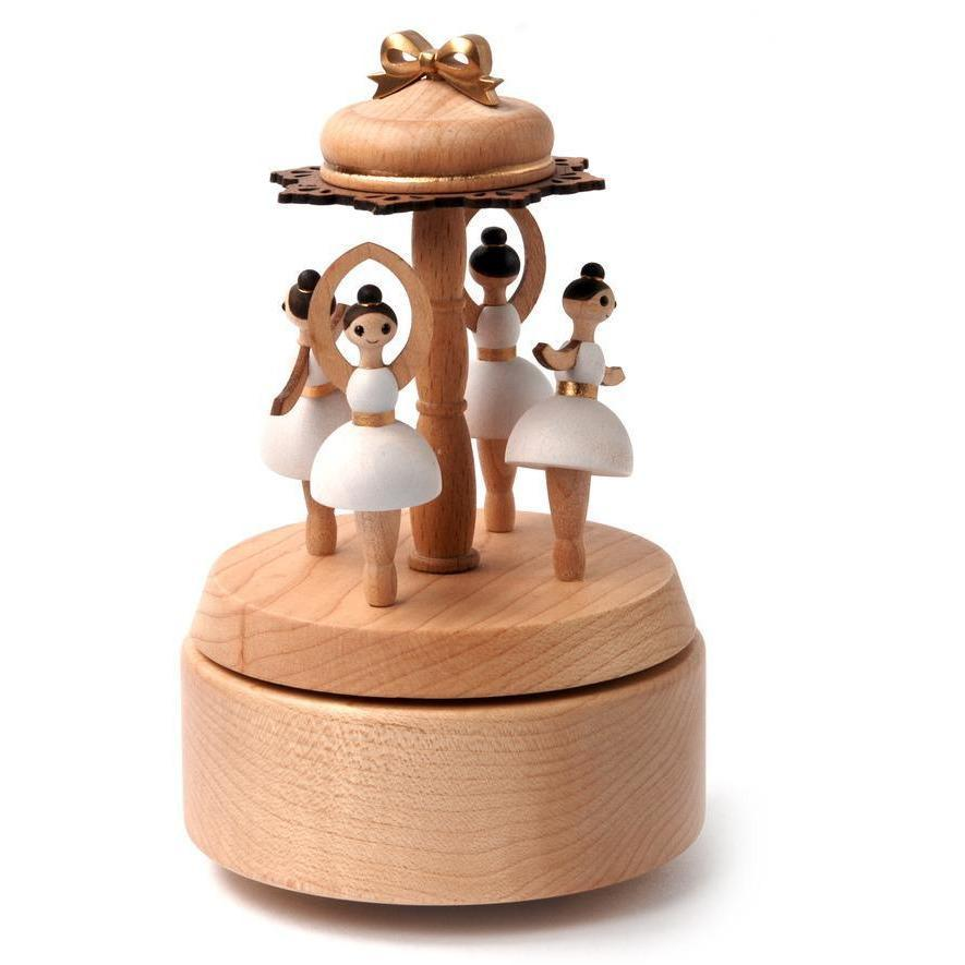 Ballerina Music Box - Wooderful Life - Hugs For Kids