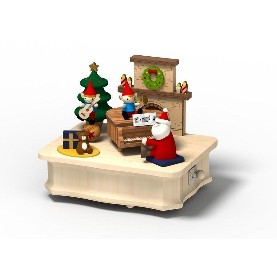 Christmas Concert Music Box - Wooderful Life - Hugs For Kids