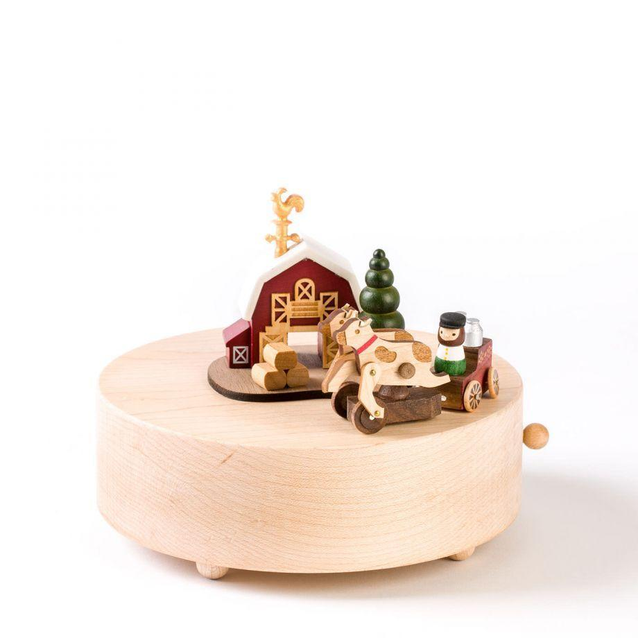 Happy Farm Music Box - Wooderful Life - Hugs For Kids