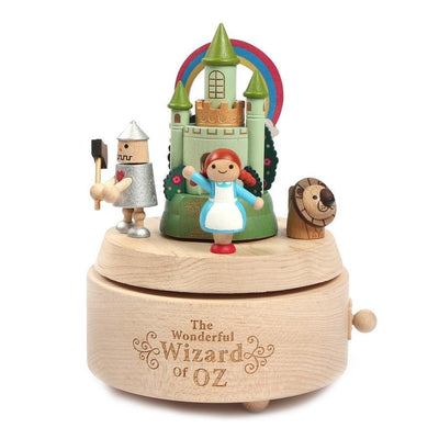 The Wizard Of Oz Music Box - Wooderful Life - Hugs For Kids