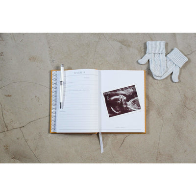 Pregnancy Journal - Write to Me - Hugs For Kids