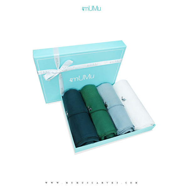 Bawal Basic Cotton Limited Edition Set 4
