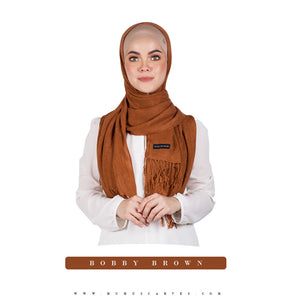 mUMu Pashmina Shawl - Bobby Brown