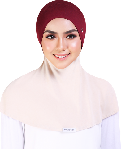 mUMu Snow Cap Inner in Cherry