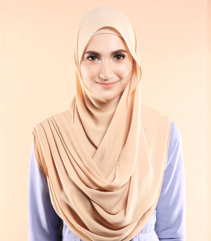 Chiffon Premium 2017 - Butter Honey