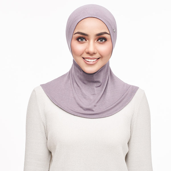 Super Comfy Inner Neck - Crystal Grey