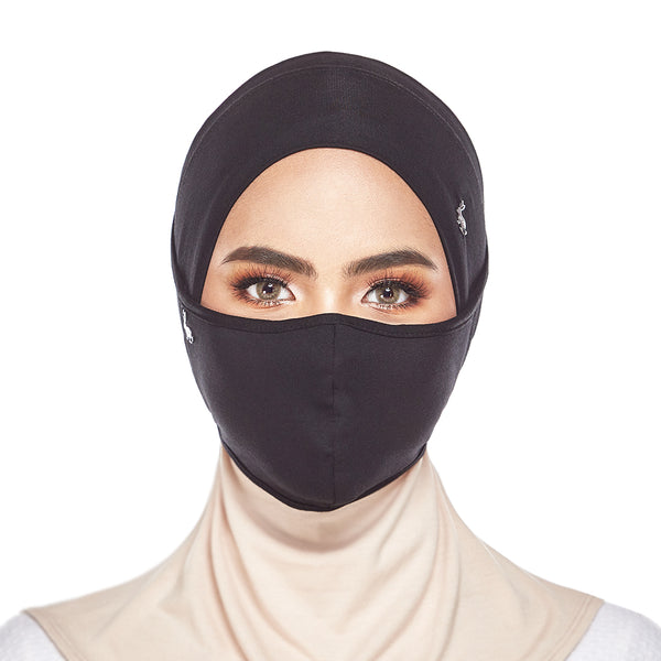 mUMu Face Mask - Diamond Black
