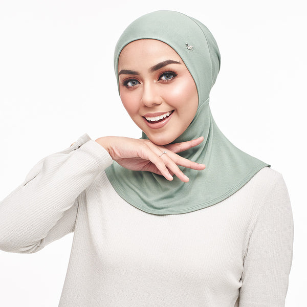 Super Comfy Inner Neck - Dusty Green